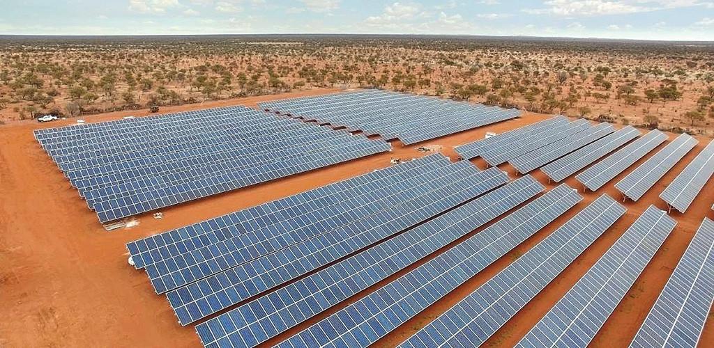 Renewable Energy - Solar Array