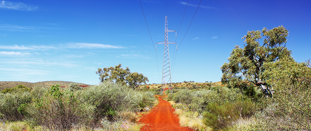 Power Line Tower Route Selection