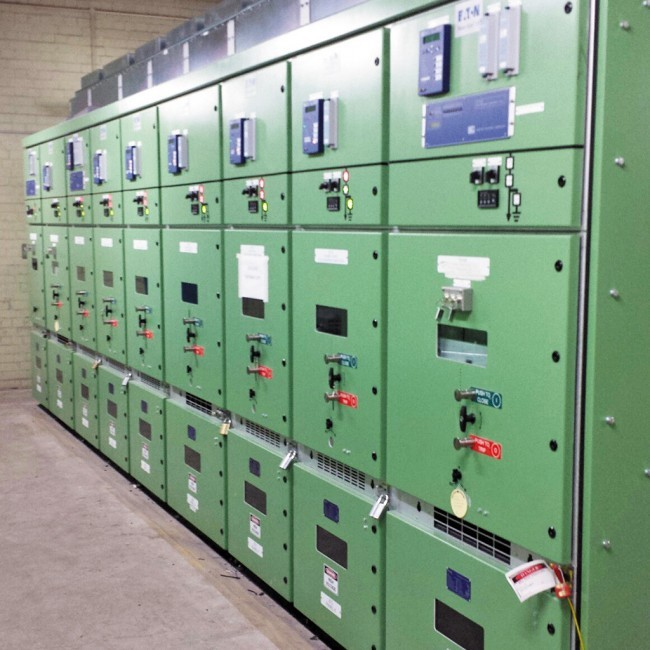 Vales Pt Substation Replacement