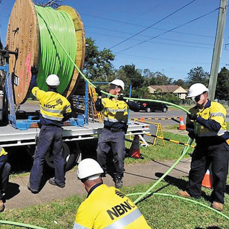 CERTIFICATION OF NBN CO ASSETS POWER SUPPLY