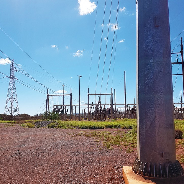 NEWMAN POWER TO TOWNSHIP LINE RECONFIGURATION