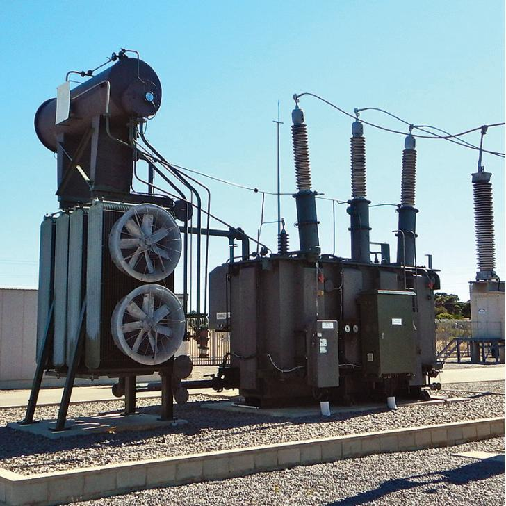 RANGEWAY SUBSTATION THIRD TRANSFORMER