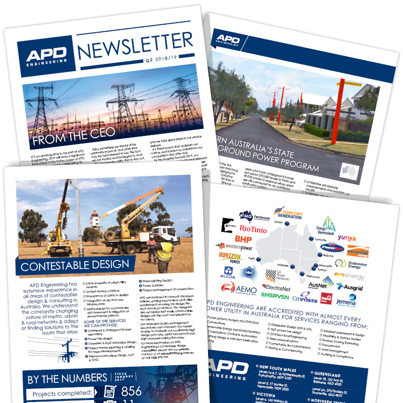 APD Newsletter