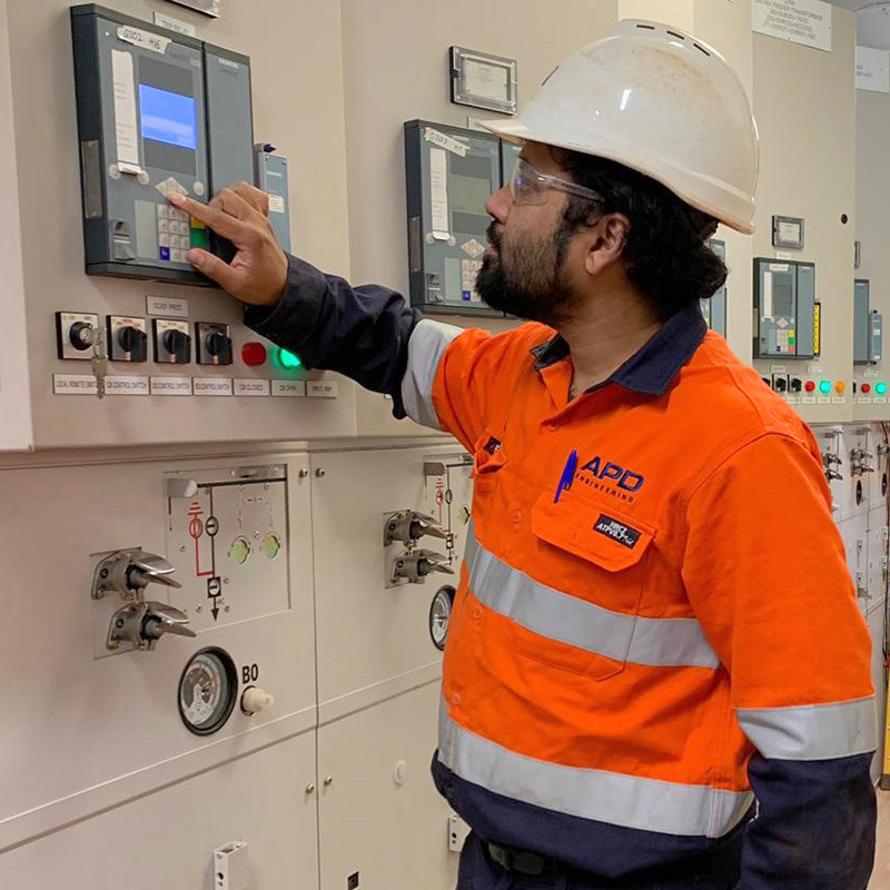 33kV SWITCHBOARD PMS INTEGRATION