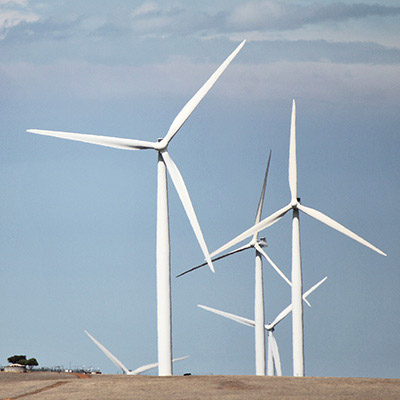 Renewable Energy - emu downs wind farm