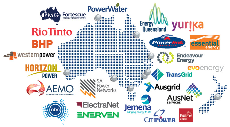 APD Engineering Network Utility Accreditations