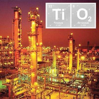 Titanium Dioxide Plant HV Distribution Upgrade