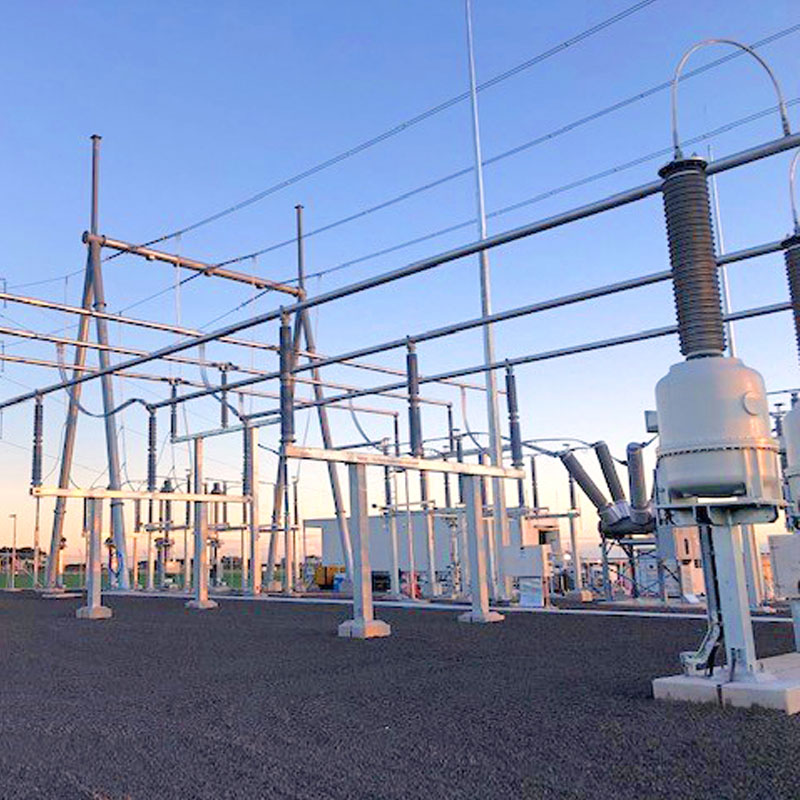 Transgrid Berrybank Wind Farm Substation and Switching Station Automation
